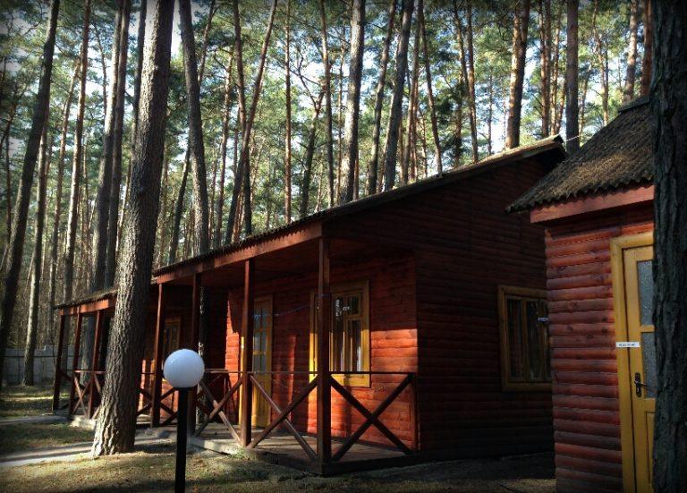 Двухместный коттедж (деревянные домики) №5-9